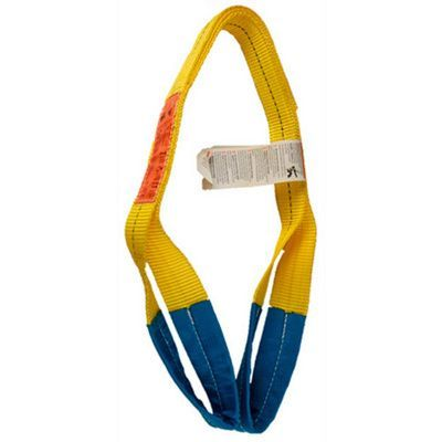 ASC Industries 1-inch x 3-foot 2-ply Web Sling with 3100 Pound Vertical Limit