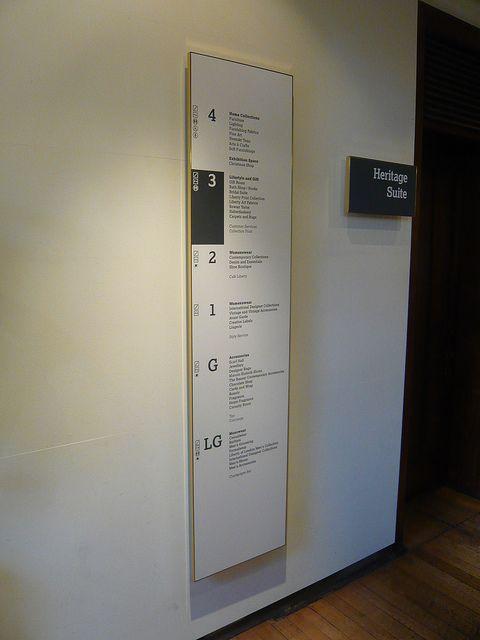 Liberty Store signage by designworkplan, via Flickr