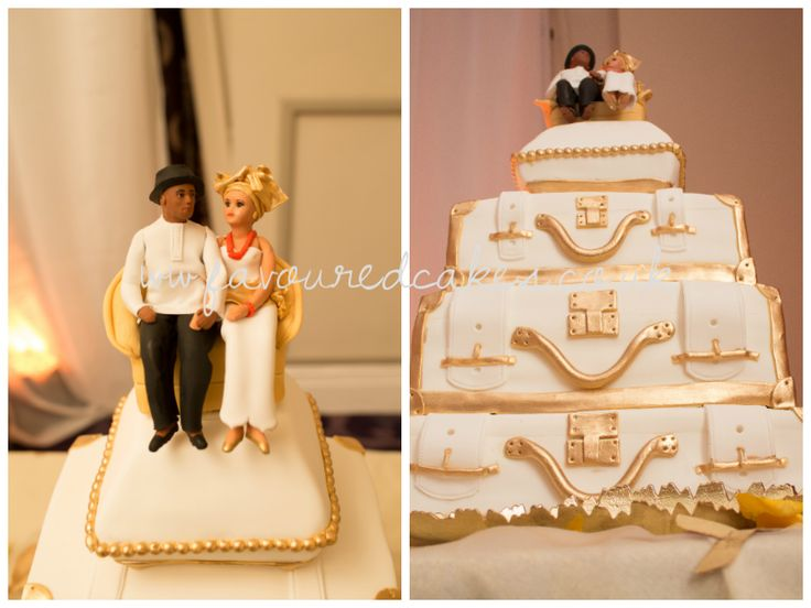 Simple Traditional Wedding Cakes