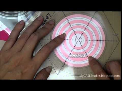 Cyndie's Templates for Use with the MISTI - Part 2 - YouTube