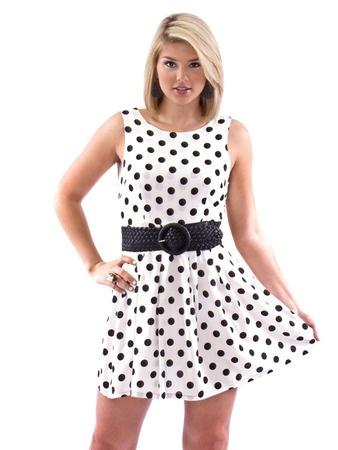There will never be enough dots, in my opinion.: Favorite Dresses, Recommendations Dresses, Dresses Polka
