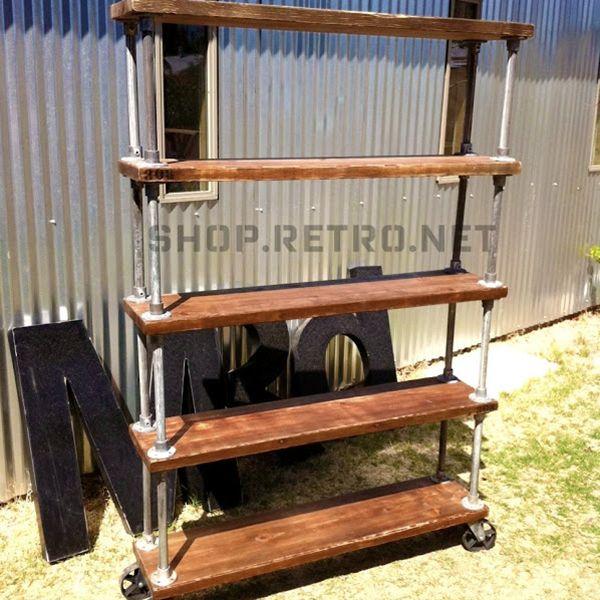 308 Shelf. Vintage Industrial FurnitureIndustrial ...