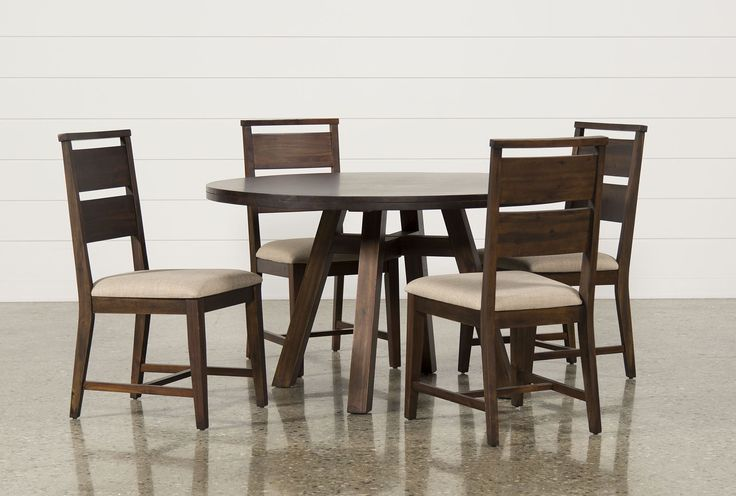Blake II 5 Piece Round Dining Set