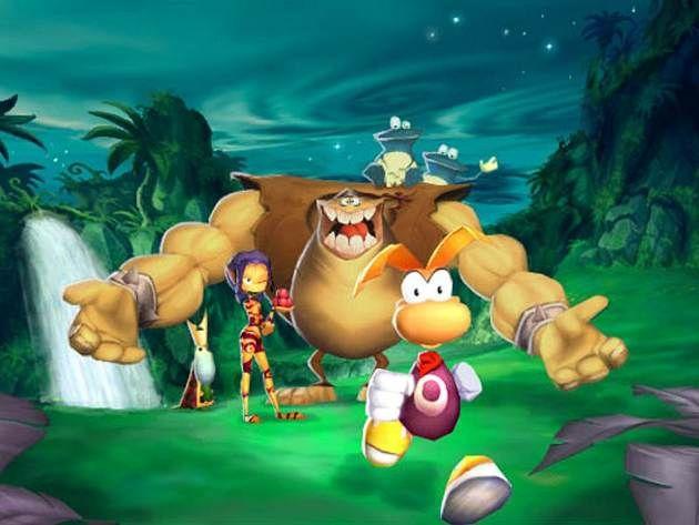 Rayman Revolution (PS3)