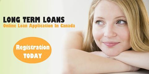 Long Term Loans - Online Loan Application In Canada - Apply today And get cash as soon as possible in your active bank account