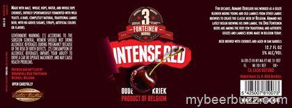 3 Fonteinen - Intense Red Oude Kriek Bottles Coming To The U.S.