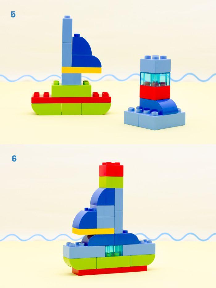 Que vous soyez un terrien invétéré, un marin chevronné ou quelque part à mi-chemin entre les deux, les aventures en mer peuvent être la source de nombreux scénarios de jeu passionnants pour vos enfants.