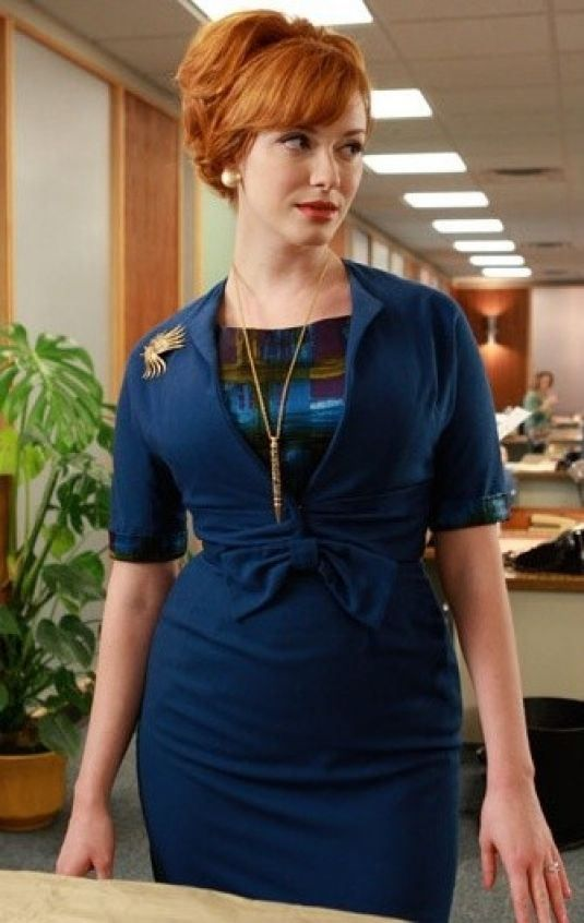 Mad Men's Joan Holloway                                                                                                                                                                                 More
