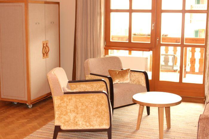 Hotel Bachmair Wohnraum
