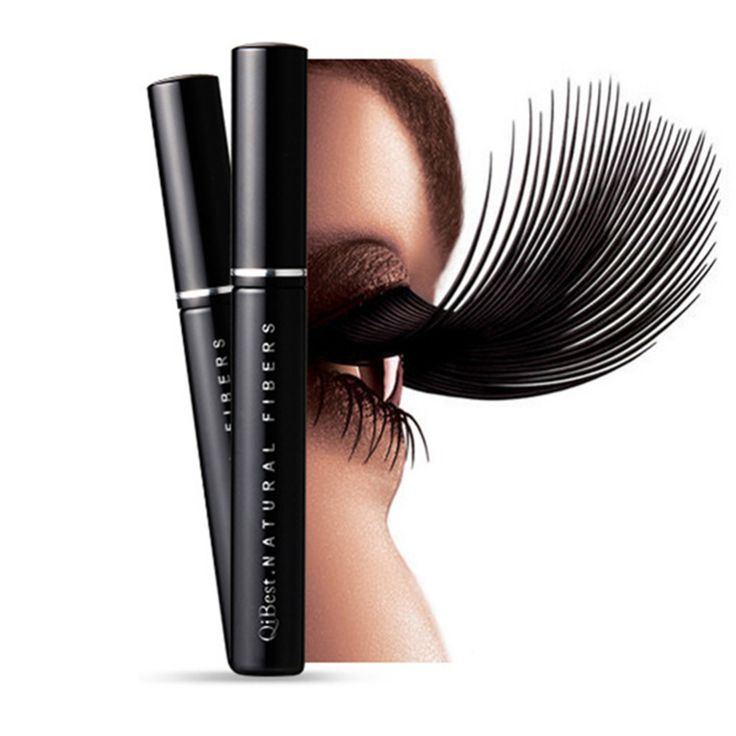 New Eyelash 3d Fiber Lashes Special Effects Extended Fiber Turbidness Curl Lengthen Extended Mascara Black