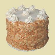 True Confections - Diplomat Cake (Layers of vanilla cake, vanilla custard, puff pastry and vanilla buttercream)