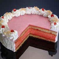 Puncova torta.