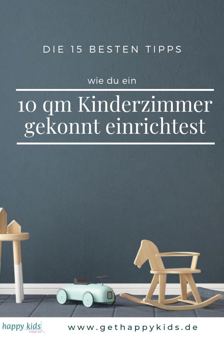 Die 15 besten Tipps wie du ein 10 qm Kinderzimmer gekonnt einrichtest – Kinderzimmer: kleines Kinderzimmer