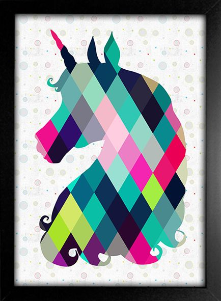 Poster unicorn office - Posters decorativos ...