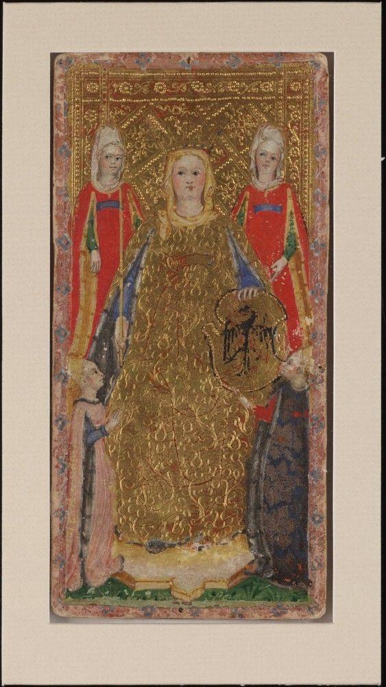 Tarot - The Empress of Swords