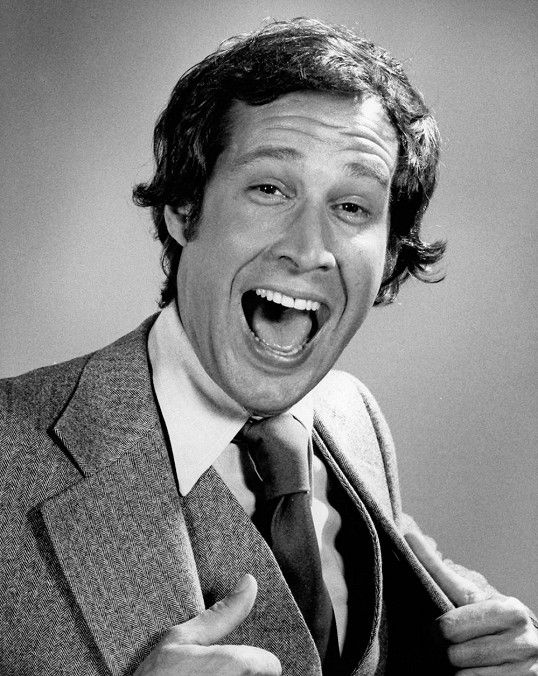 Chevy Chase (1943-present)