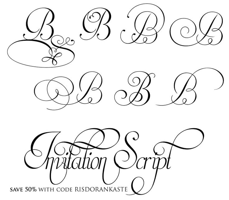 Fonts For Wedding Invites: 69 Best Tattoo Fonts And Symbols Images On Pinterest