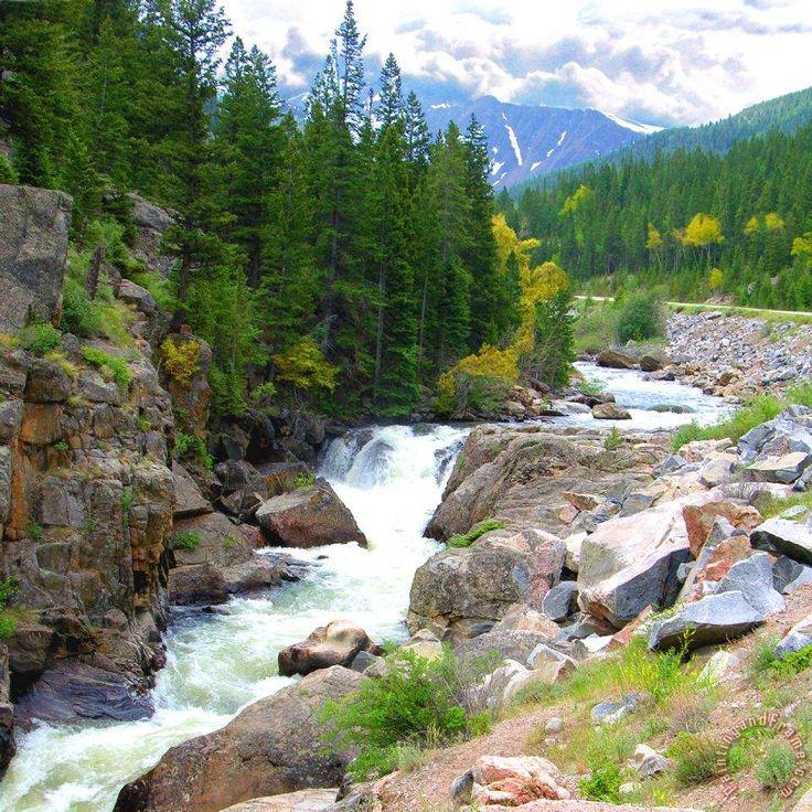 Honeymoon Destinations Rocky Mountains: 25 Best PITTURA PAESAGGI MESSICANI Images On Pinterest