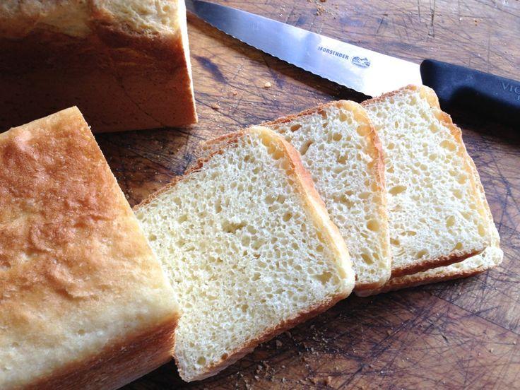 Homemade sandwich bread - Flourish - King Arthur Flour