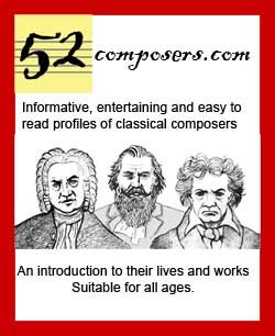 Great classical composers in a nutshell