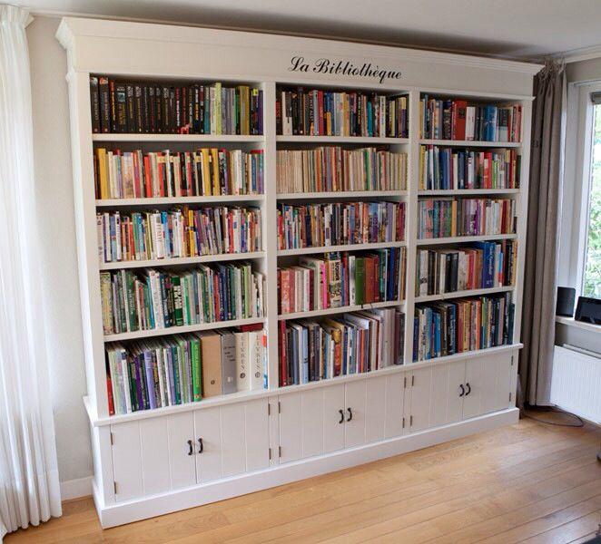 54 best boeken images on pinterest thriller bookcase and bookcases geweldige boekenkasten fandeluxe Gallery