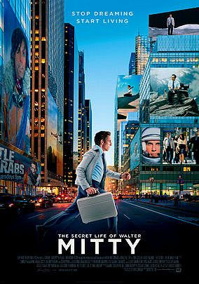 The Secret Life Of Walter Mitty (2013) - I love Kristin Wiig!!!