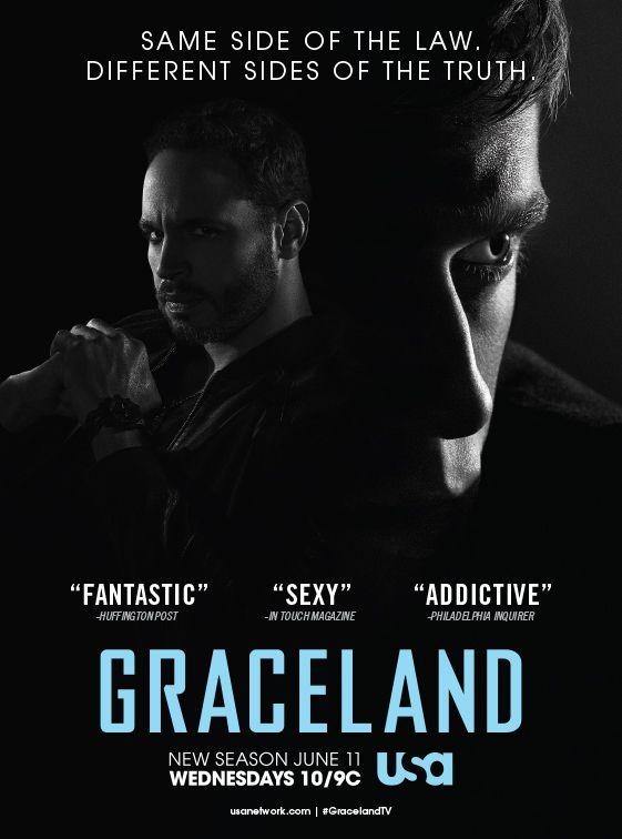 Graceland (TV Series 2013–2015)
