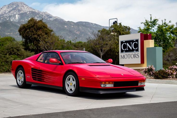 10 Best Ferrari Testarossa Models of All-Time
