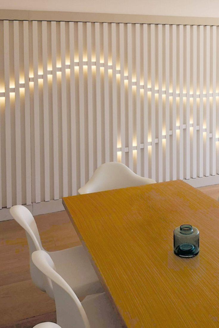 Amenagenent Pour Le Teletravail En 2020 Decoration Maison Design Menuiserie Interieure