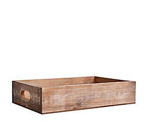 Bandeja multiusos de madera – Natural