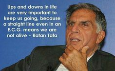 good thought from ratan tata