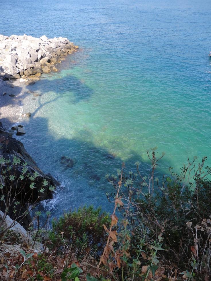 Isola del Tino, Italy