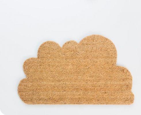 Clouds doormat