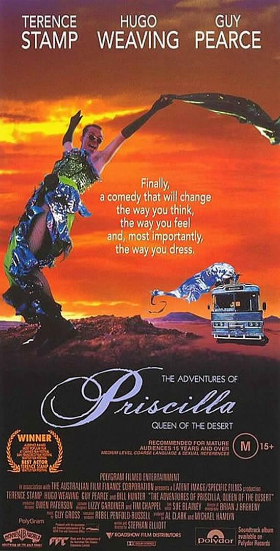 Adventures priscilla queen desert essay