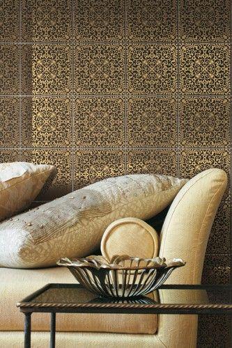 Carmen decorative ceramic tiles by Marcel Wanders for Ceramica Bardelli...April in Amsterdam loves this!