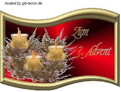 Dritter Advent GBBild - 3. Advent GB-Pics, GB-Bilder & Gästebuch ...