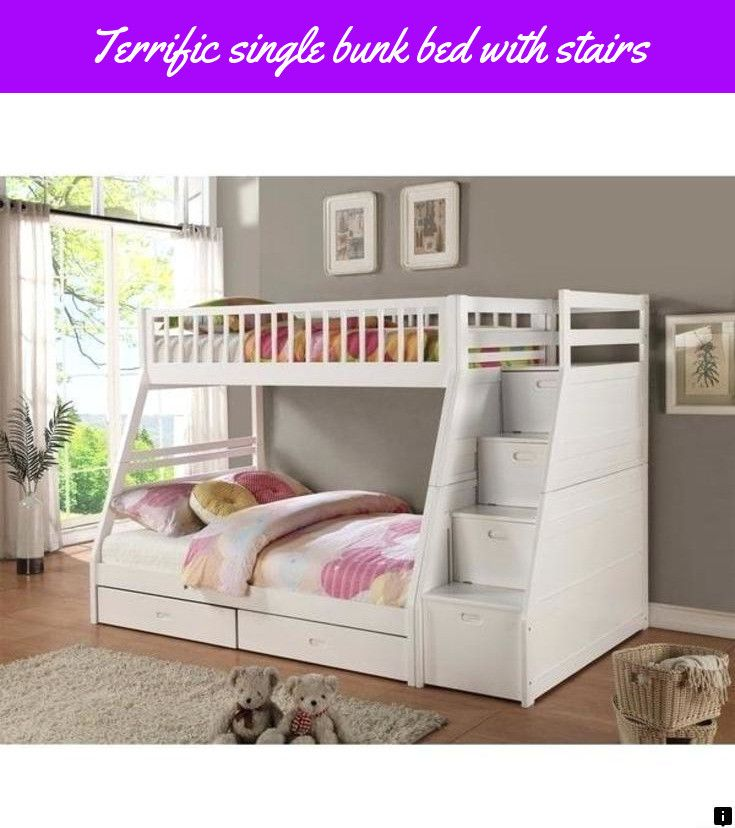 Simple Elegant Learn about single bunk bed with stairs Please click here for more information Modern - Contemporary single bunk bed Photo