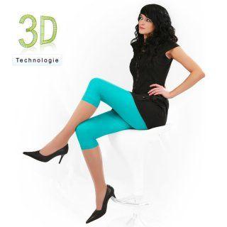 Capri Leggings Steffi 60 DEN 3D