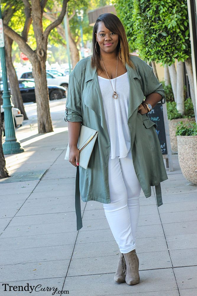 Plus Size Fashion - TrendyCurvy.com