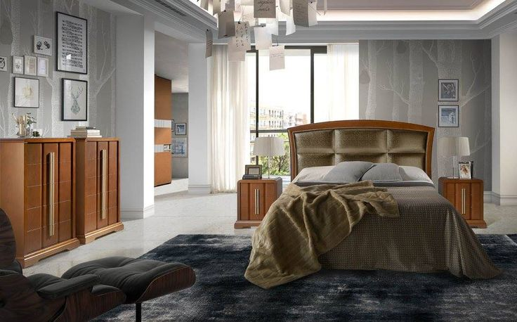 Olivia bedroom collection by MONRABAL