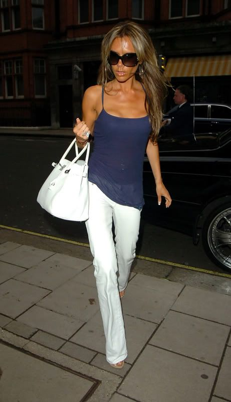 flared jeans - White Victoria Beckham New Styles Cheap Online Cheap Sale Shop For lDitPEk