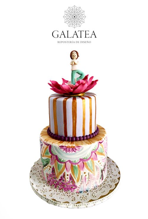 Image Result For Chocolate Birthday Cake With Fondant Icing