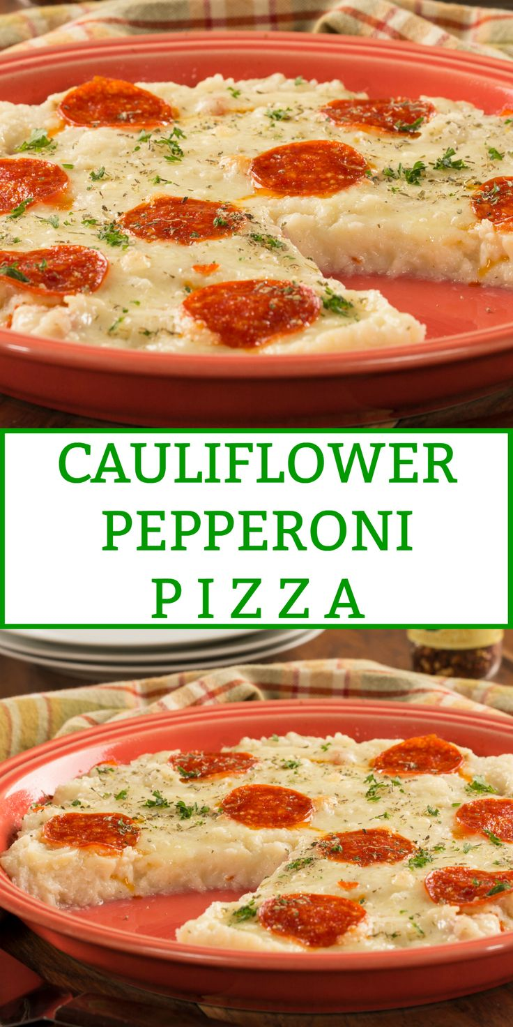 49 best easy diabetic chicken recipes images on pinterest cauliflower pepperoni pizza forumfinder Gallery