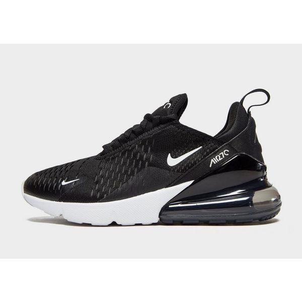Shop Den Nike Air Max 270 Damen In Schwarz Nike Design Nike Und Jd Schuhe