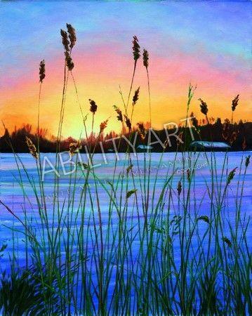 Cody TRESIERRA è originario del Canada. Ha creato l'opera 'Tramonto invernale sull'erba' con l'utilizzo esclusivo della bocca. La tecnica utilizzata è quella ad olio, ed il formato originale è 51x41 cm.  https://www.abilityart.it/tramonto-invernale-sull-erba.html