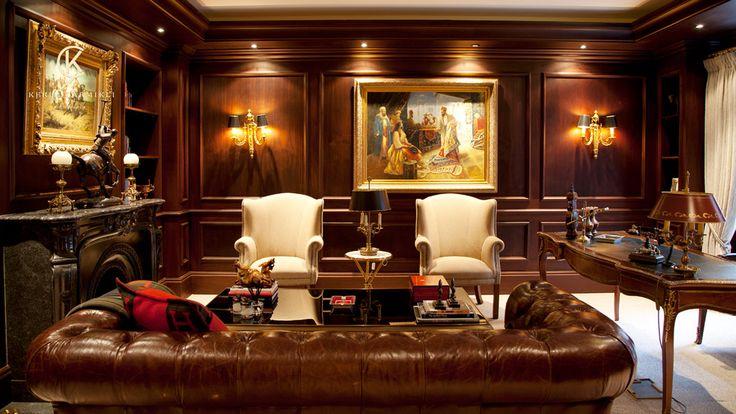 ÇUBUKLU VADİ EVİ / 2013 | Kerim Çarmıklı İç Mimarlık Ofisi | İç Mimari Proje#home#interior design#home office