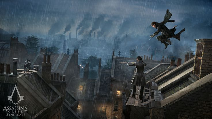 Assassin's Creed Syndicate Video Game Screenshots