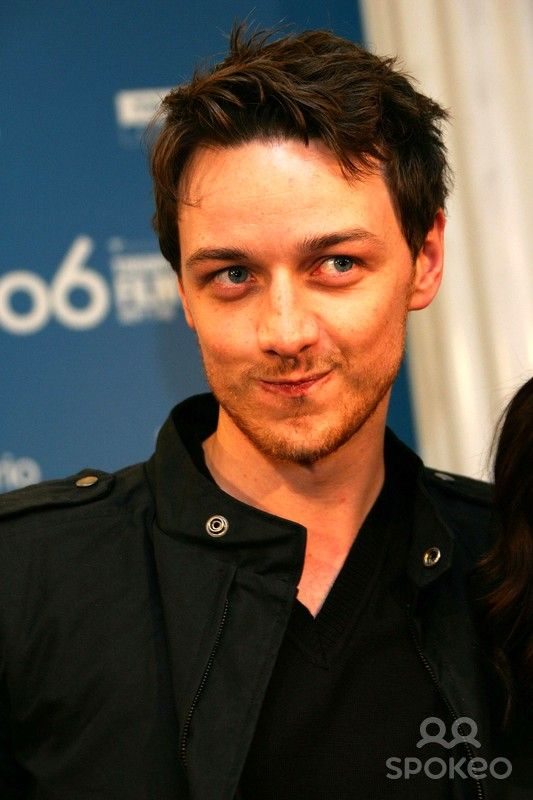"""2006 International Film Festival. James Mcavoy Discussing the Film """"Penelope"""" at a Press Conference at the Hotel Sutton Place Toronto, Canada. 09-10-2006 Photo: Alec Michael / Globe Photos Inc"""