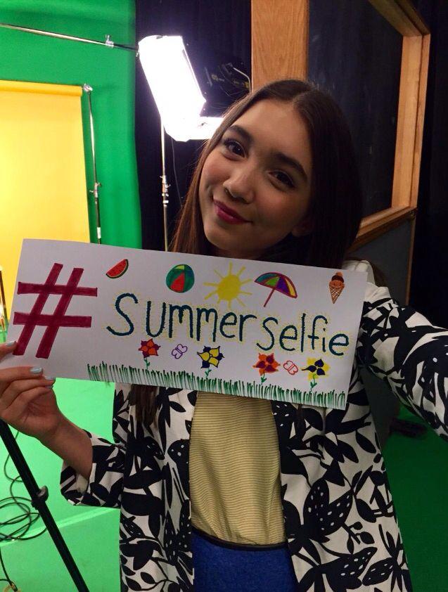 #SummerSelfie