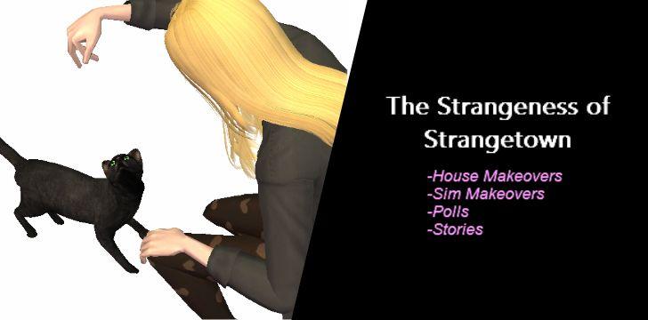 The Strangeness of Strangetown